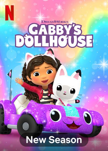 Gabby's Dollhouse on Netflix USA